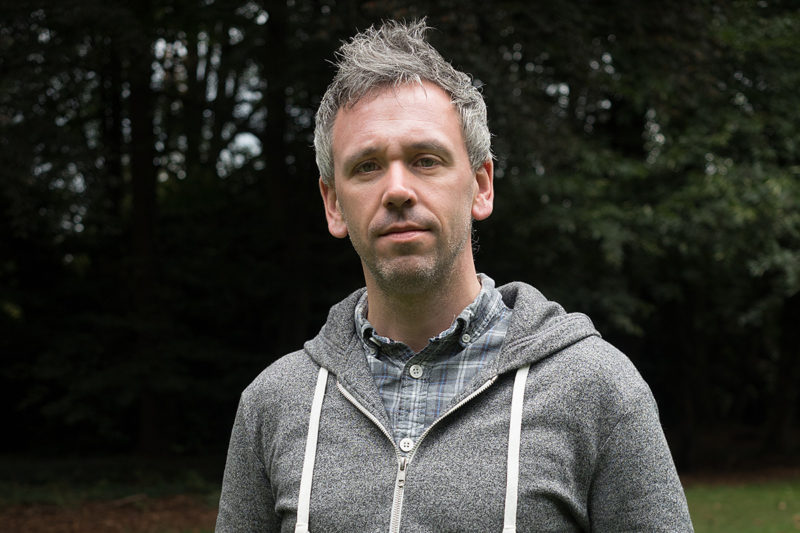 Neil Collman, fot. Wojtek Kutyła