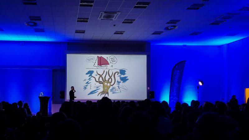 Wojtek Kutyła prezentuje na DesignWays