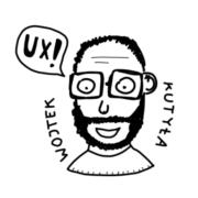 Logo blogu Opowieści ze świata UX